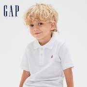 Gap 盖璞  男童短袖POLO衫 197元包邮(需用券,合65.67元/件)¥197