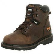 Timberland 添柏岚 PRO Pitboss Soft-Toe Boot 6英寸 男士工装靴641.58元