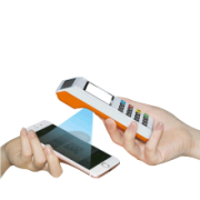ZCSM  智楚数码 个人支付微信收款机 扫码收银机  2020升级款4G版(蓝色)