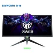 Skyworth 创维 F34G1Q 34英寸VA显示器(3440×1440、21:9、100Hz、1ms、 FreeSync )1499元包邮(PLUS会员可1449元)