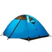 MOBI GARDEN 牧高笛 冷山3 NXZQU61008 户外帐篷 1-4人+睡袋*2 +凑单品419.7元包邮(帐篷合357元)