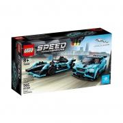 88VIP:LEGO 乐高 赛车系列 76898 E级方程式 GEN2和捷豹 *2件 511.58元包邮包税(需用券,合255.79元/件)¥512