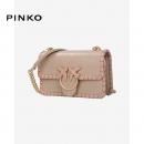 PINKO 1P21MG Y5GB 女包百搭复古包边飞鸟燕子包 1995元包邮(需用券)¥2315