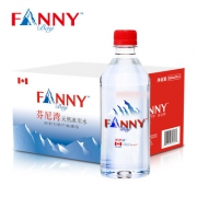 FANNYBAY芬尼湾 加拿大进口500ml*12瓶弱碱性天然水 券后29.9元起包邮
