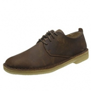 UK7码,Clarks 其乐 Desert London男士经典沙漠鞋
