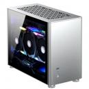 JONSBO 乔思伯 A4 Ver1.1版本 台式机机箱 (银色、Mini-ITX)679元包邮(下单立减)