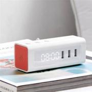 21日0点:公牛 GNV-UUP152 智能USB插座 自带闹钟+时钟