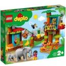 LEGO乐高 Duplo得宝系列 10906热带海岛319元包邮(需用券)
