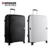 Wenger/瑞士军刀威戈拉杆箱万向轮大容量可扩展层旅行箱TSA海关锁