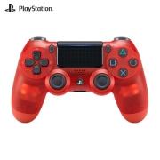 SONY 索尼 PlayStation 4 游戏手柄 水晶红