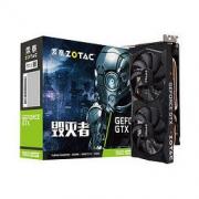 ZOTAC 索泰 GTX1660 Super 毁灭者 HA 显卡 6GB1499元包邮
