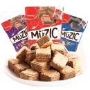 munchy's 马奇新新 威化饼干 90g*2包 *2件 19.9元包邮(双重优惠)¥20