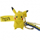 Pokemon 宝可梦 皮卡丘公仔 汽车钥匙挂件 *10件99元包邮(需用券,合9.9元/件)