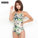 HOOG 胡格 WSA1082 女士连体泳衣269元包邮(双重优惠)