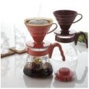 HARIO 哈里欧 VCSD-02R 手冲滴滤式咖啡壶 700ml85元