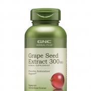 88VIP:GNC 健安喜 Grape Seed Extract 浓缩葡萄精华胶囊 100粒 *2件 147.5元包邮(多重优惠)¥79