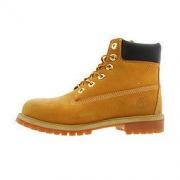 Timberland 添柏岚 6英寸 12909 大童款工装靴557.1元