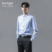 INTERIGHT JDDR008 男士长袖衬衫 *2件