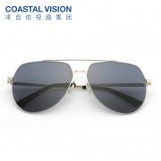 TAC偏光镜片、历史新低:依视路旗下 Coastal Vision 镜宴 CVS5036 偏光太阳镜