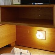 OPPLE 欧普照明 LED小夜灯 65*39mm 按压开关插电款  ¥5.5