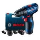 BOSCH 博世 家用充电钻 GSR120-Li锂电12V (双电版)469元
