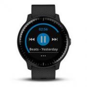佳明(GARMIN)VA3 黑色 Music音乐版 迪丽热巴同款男女跑步腕表 骑行游泳运动睡眠监测防水支付智能手表1380元