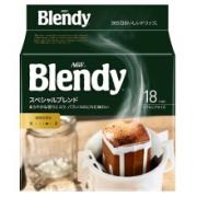 AGF Blendy 挂耳咖啡 原味咖啡 7g*18袋*3件94.5元(合31.5元/件)