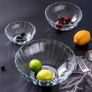 INtrue 水晶玻璃碗 小号 12.5cm 送不锈钢勺子1只 2.9元包邮(需用券)¥3