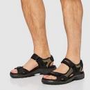 亚马逊销量第一:ECCO 爱步 Yucatan 男士户外越野凉鞋Prime直邮到手407.48元(天猫1099元)