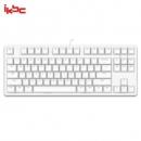 ikbc C87 机械键盘 87键 原厂cherry轴 白色 茶轴268元包邮(需用券)