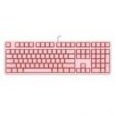 ikbc C210 108键机械键盘 粉色 茶轴338元