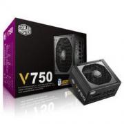 COOLERMASTER 酷冷至尊 V750 电脑电源 金牌(90%)750W 全模组化689元