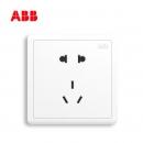 ABB AO205 86型 五孔插座面板 20只装 83元包邮(需用券)¥83