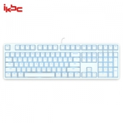 ikbc F-108 时光机 108键 机械键盘 (Cherry青轴、白色)358元包邮