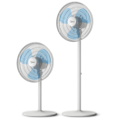 美的 台立两用电风扇 3档可调99元6.1狂欢价历史新低