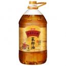 88VIP:金龙鱼 非转基因 外婆乡小榨菜籽油 5L 65.56元包邮(多重优惠)¥66