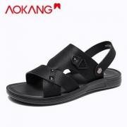 AOKANG 奥康 103712018 男士凉鞋69元包邮(需用券)