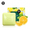 ON THE BODY 安宝笛 柠檬清爽洁肤皂 90g *5件29元(合5.8元/件)