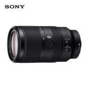 SONY 索尼 E 70-350mm F4.5-6.3 G OSS APS-C画幅 远摄变焦镜头