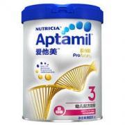 Aptamil 爱他美 白金版 3段幼儿配方奶粉 900g 3罐装763.2元