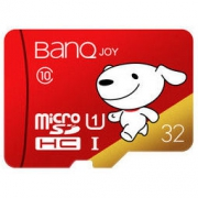 BanQ microSDHC A1 UHS-I TF存储卡 32GB 京东JOY联名款