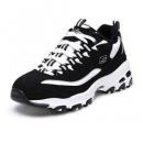 Skechers 斯凯奇 D'lites 66666125 女款熊猫鞋269元(可低至219.64元)