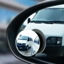 KUST 酷斯特 汽车倒车辅助小圆镜子  1片装 1.9元(需用券)¥2