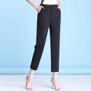 高腰 西装裤 薄款 九分 烟管裤(全国包邮) 29.9元(需用券)¥30