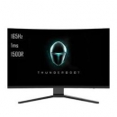 ThundeRobot 雷神 27英寸曲面显示器(1500R、165Hz、1ms)1249元