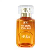 HABA 鲨烷美白美容油 15ml