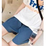 YUZHAOLIN 俞兆林 YZL1157000 女士休闲短裤17.9元包邮(需用券)