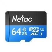 Netac 朗科 蓝卡 TF(microSD)存储卡 64GB26.9元