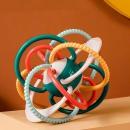 PLAYGO 曼哈顿手抓球益智玩具 9元包邮(需用券)¥9