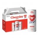 18点开始: 千岛湖 樱桃啤酒 为爱加持 330mlx8罐73元包邮